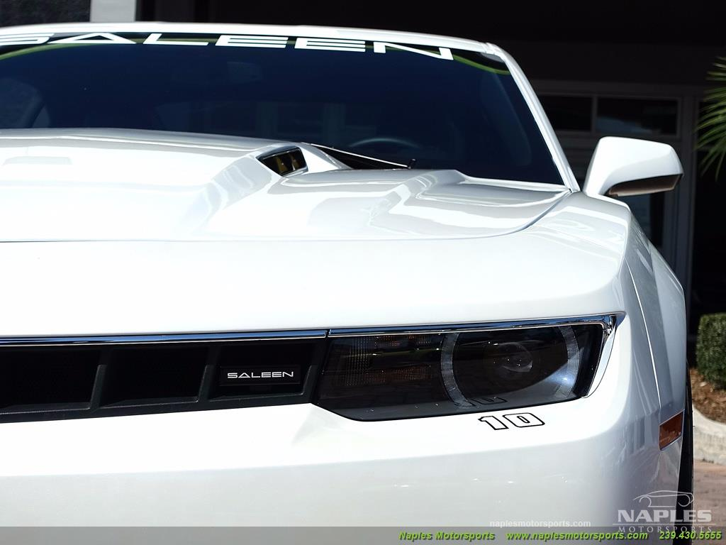 2014 Chevrolet Camaro Saleen - Photo 18 - Naples, FL 34104