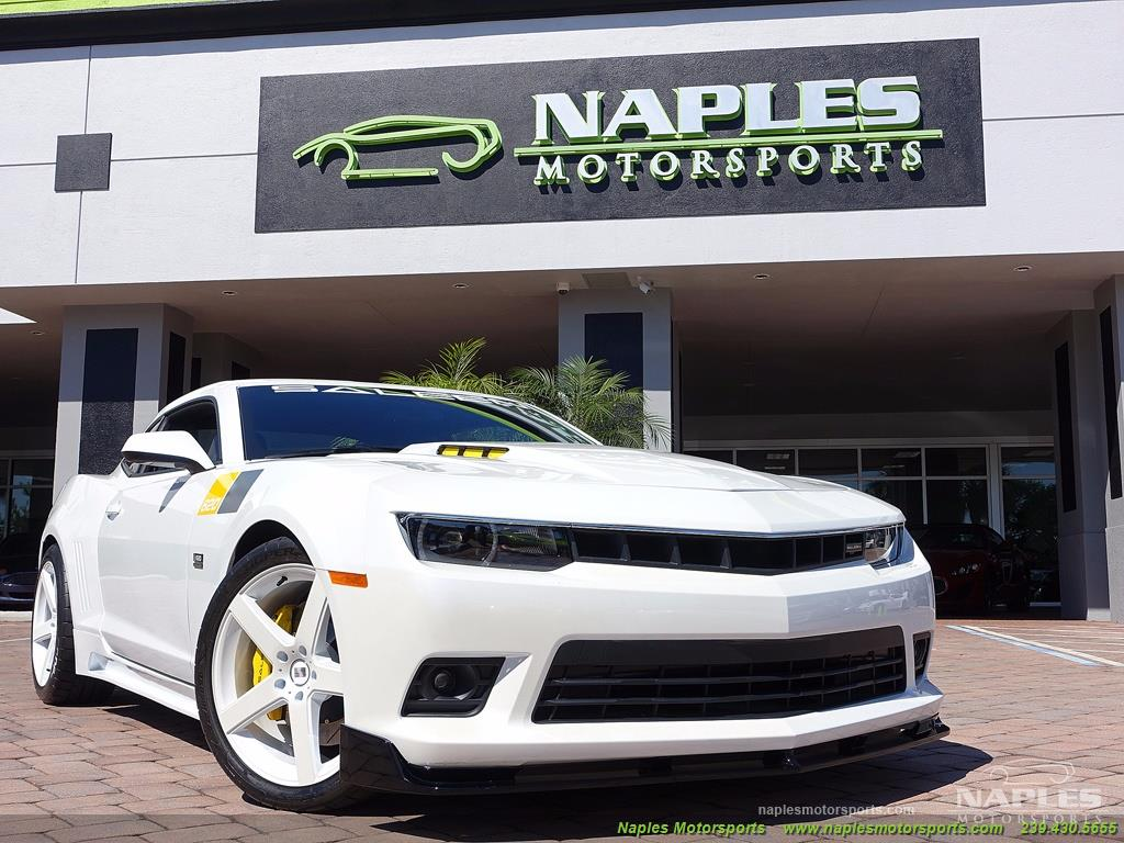 2014 Chevrolet Camaro Saleen - Photo 17 - Naples, FL 34104