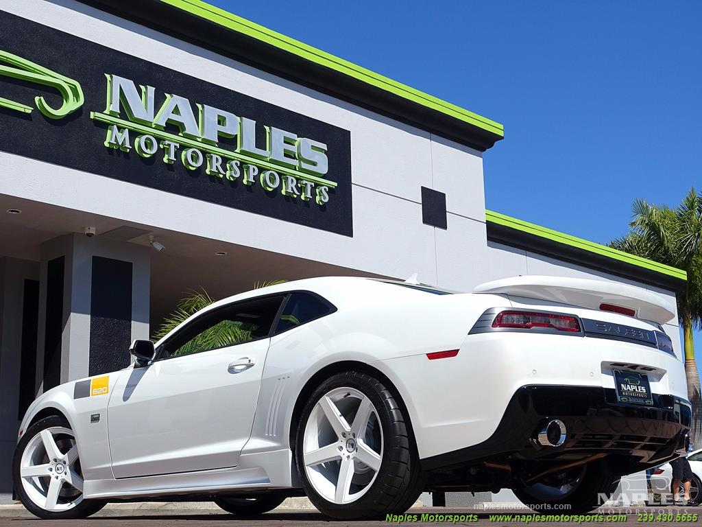 2014 Chevrolet Camaro Saleen - Photo 30 - Naples, FL 34104