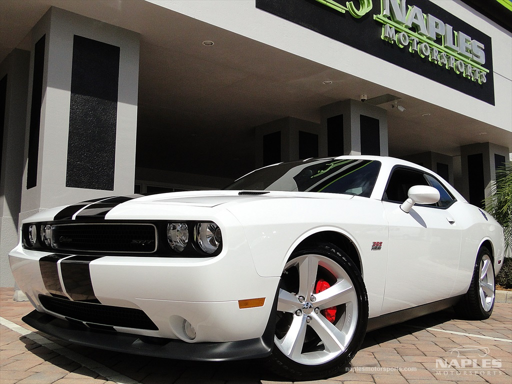 2012 Dodge Challenger SRT8 392 - Photo 44 - Naples, FL 34104