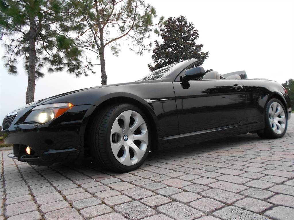 2005 BMW 645Ci - Photo 22 - Naples, FL 34104