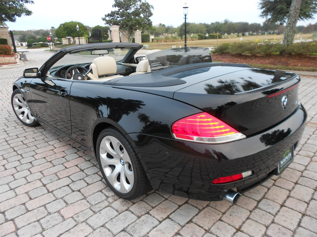 2005 BMW 645Ci - Photo 23 - Naples, FL 34104