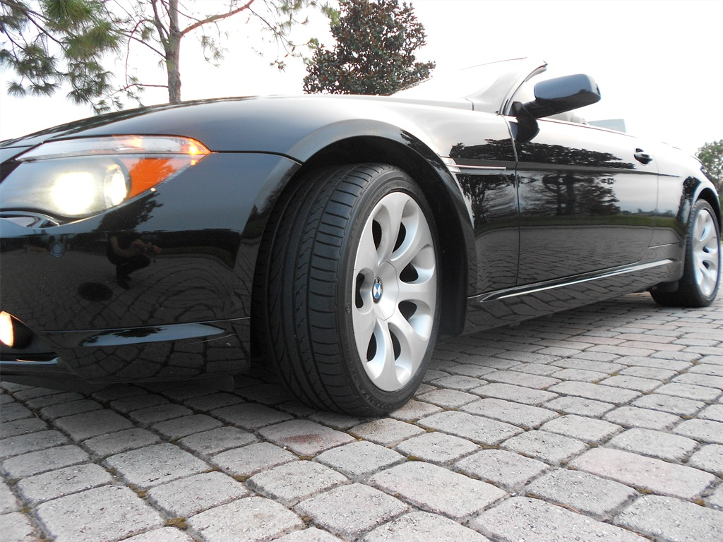 2005 BMW 645Ci - Photo 49 - Naples, FL 34104