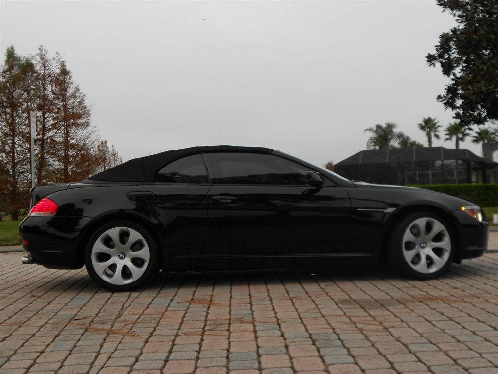 2005 BMW 645Ci - Photo 9 - Naples, FL 34104