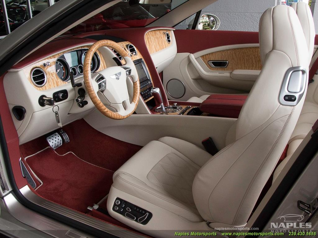 2014 Bentley Continental GT GTC Speed - Photo 9 - Naples, FL 34104