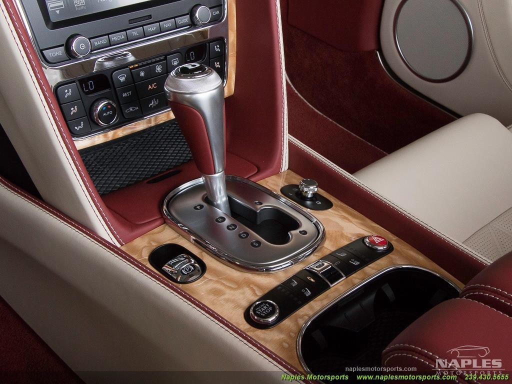 2014 Bentley Continental GT GTC Speed - Photo 33 - Naples, FL 34104