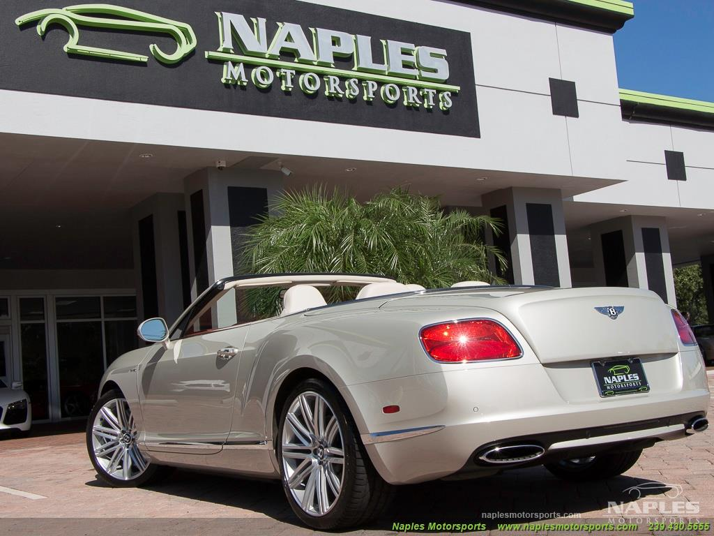 2014 Bentley Continental GT GTC Speed - Photo 34 - Naples, FL 34104