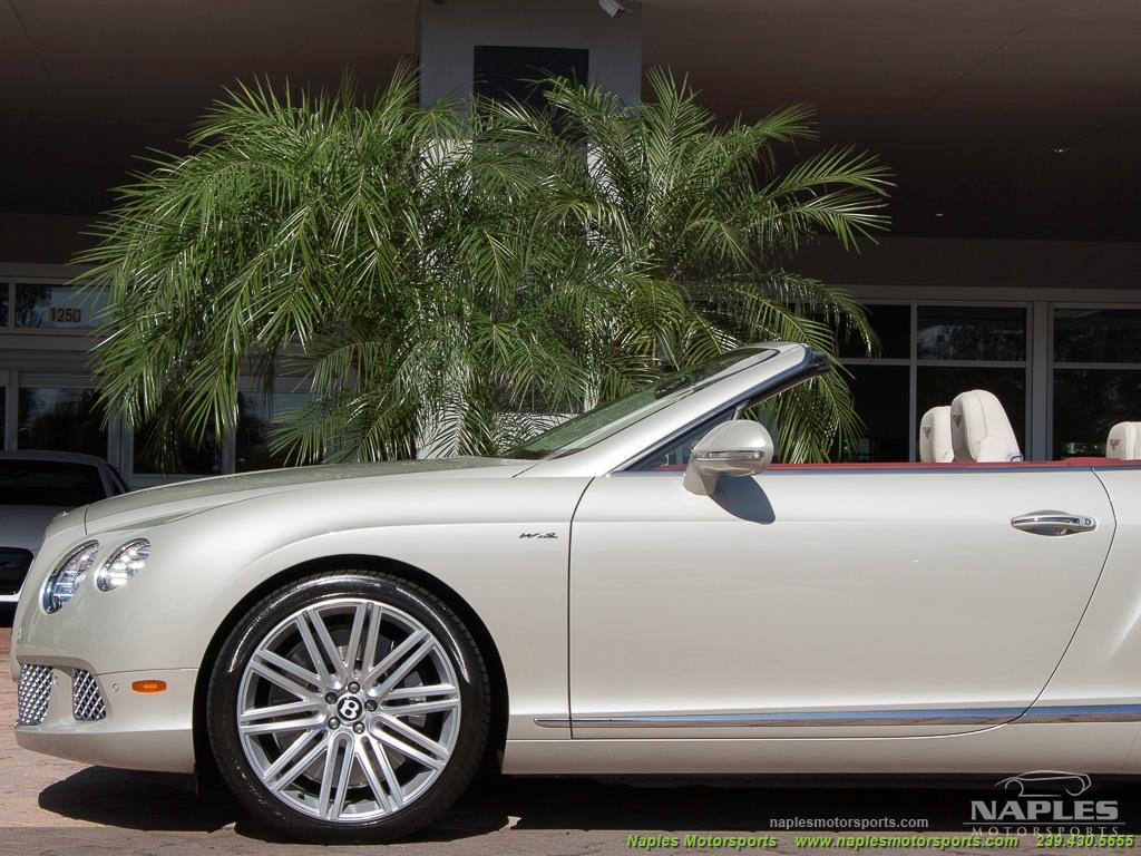 2014 Bentley Continental GT GTC Speed - Photo 49 - Naples, FL 34104