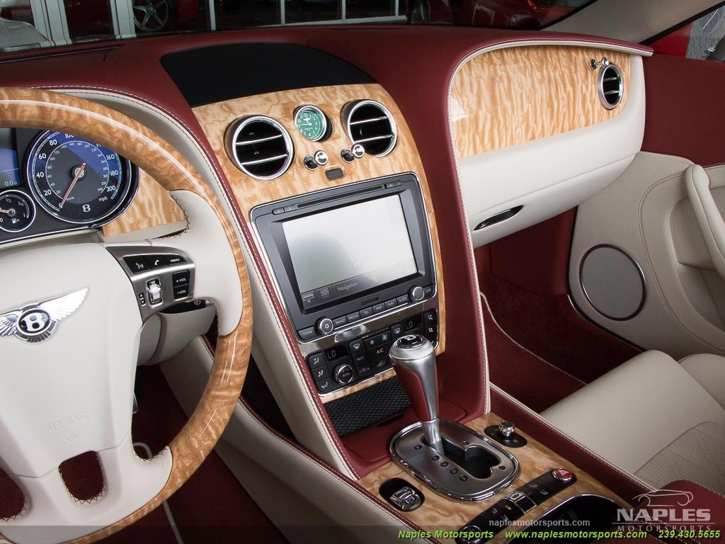 2014 Bentley Continental GT GTC Speed - Photo 27 - Naples, FL 34104