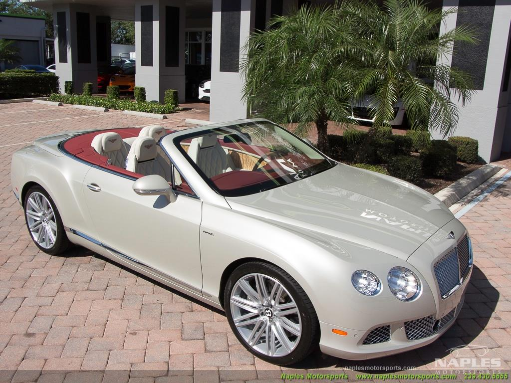 2014 Bentley Continental GT GTC Speed - Photo 30 - Naples, FL 34104