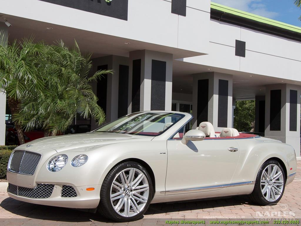2014 Bentley Continental GT GTC Speed - Photo 46 - Naples, FL 34104