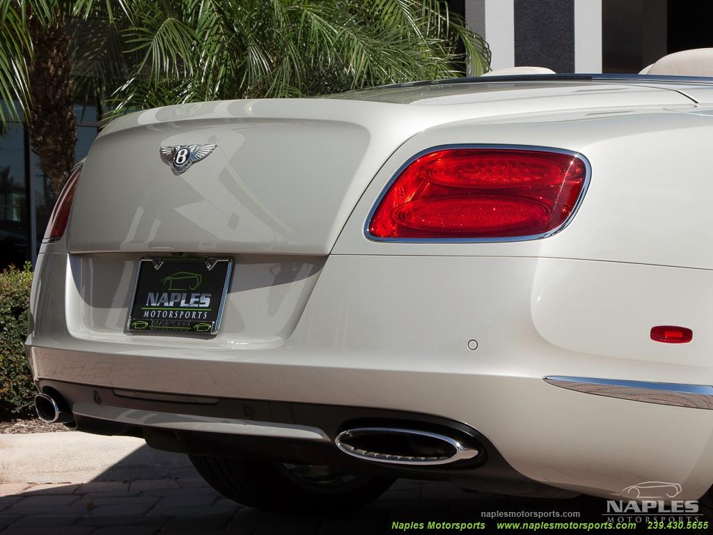 2014 Bentley Continental GT GTC Speed - Photo 21 - Naples, FL 34104