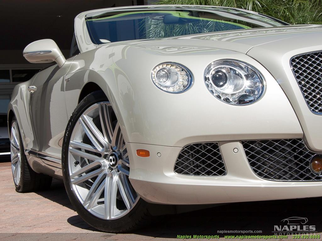 2014 Bentley Continental GT GTC Speed - Photo 10 - Naples, FL 34104