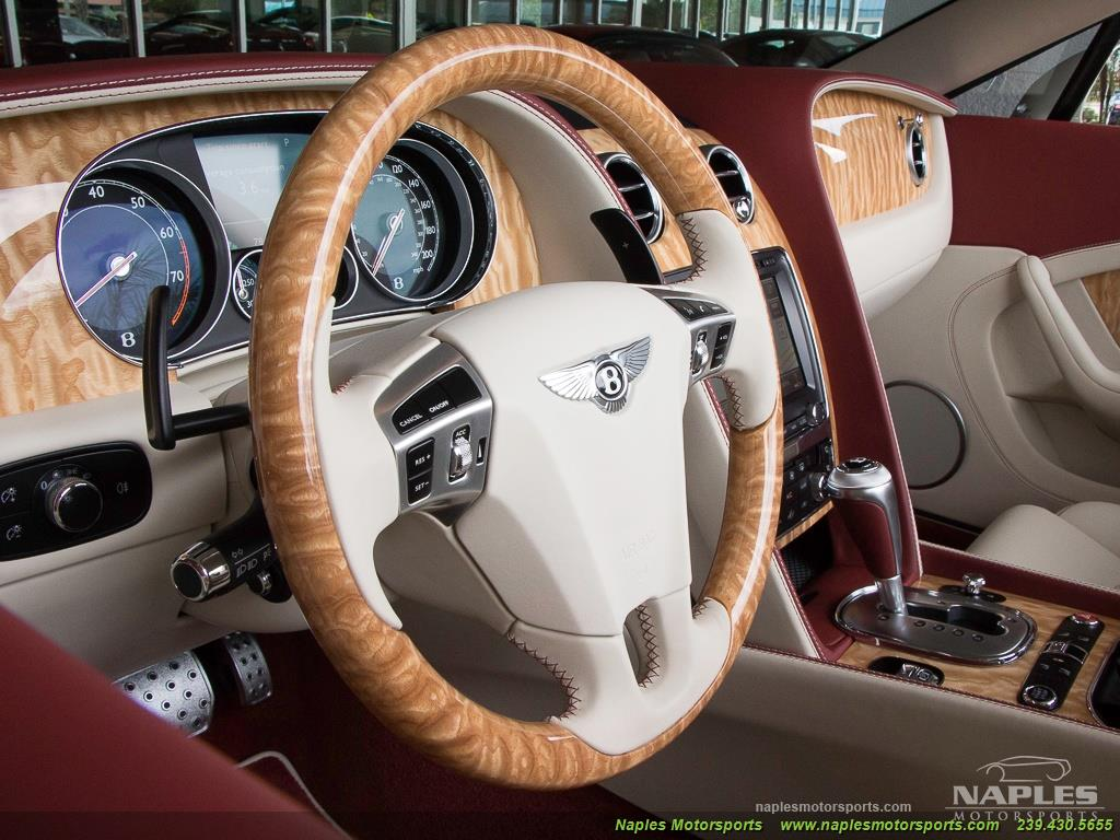 2014 Bentley Continental GT GTC Speed - Photo 35 - Naples, FL 34104