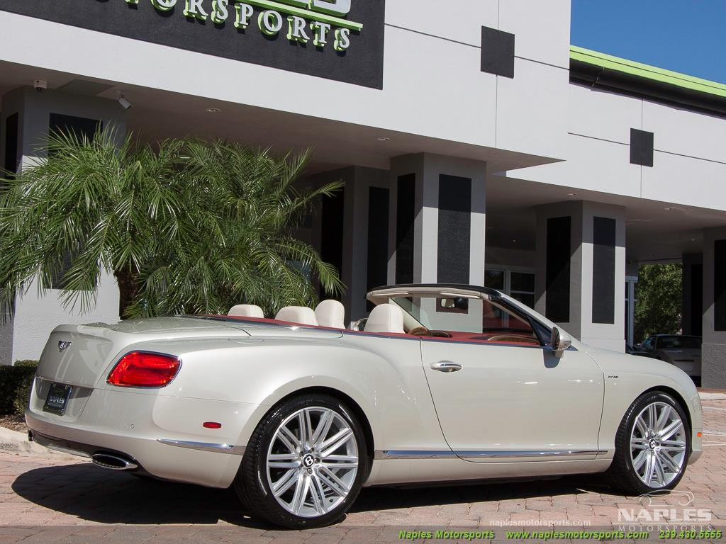 2014 Bentley Continental GT GTC Speed - Photo 51 - Naples, FL 34104