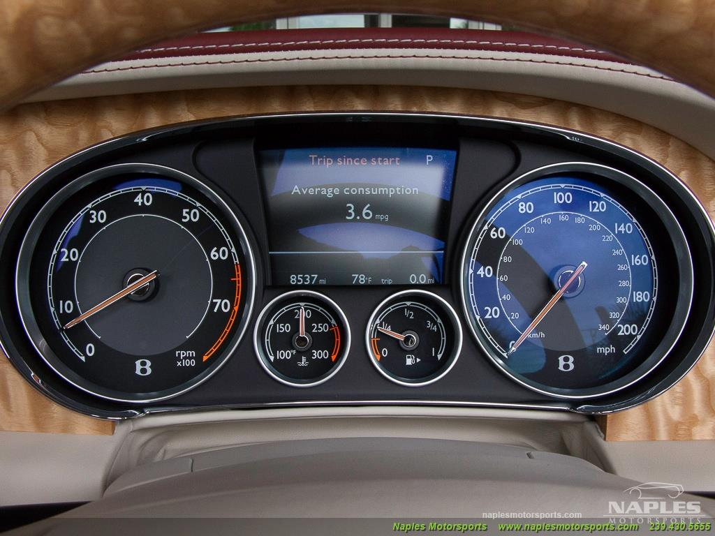 2014 Bentley Continental GT GTC Speed - Photo 37 - Naples, FL 34104
