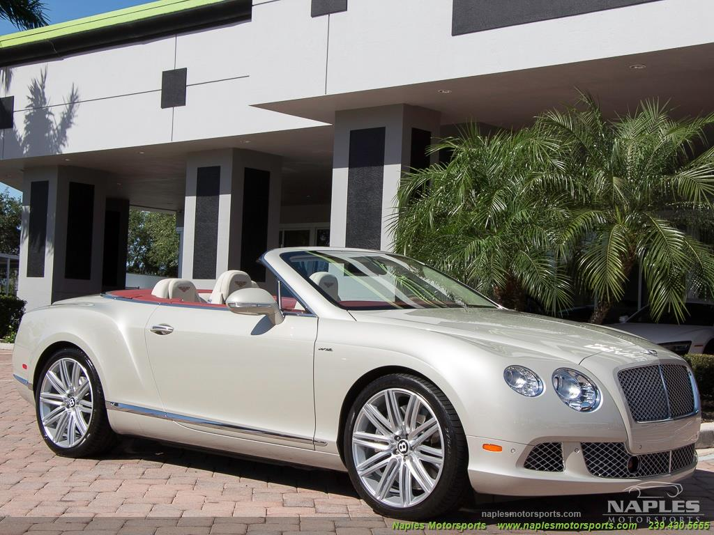 2014 Bentley Continental GT GTC Speed - Photo 36 - Naples, FL 34104