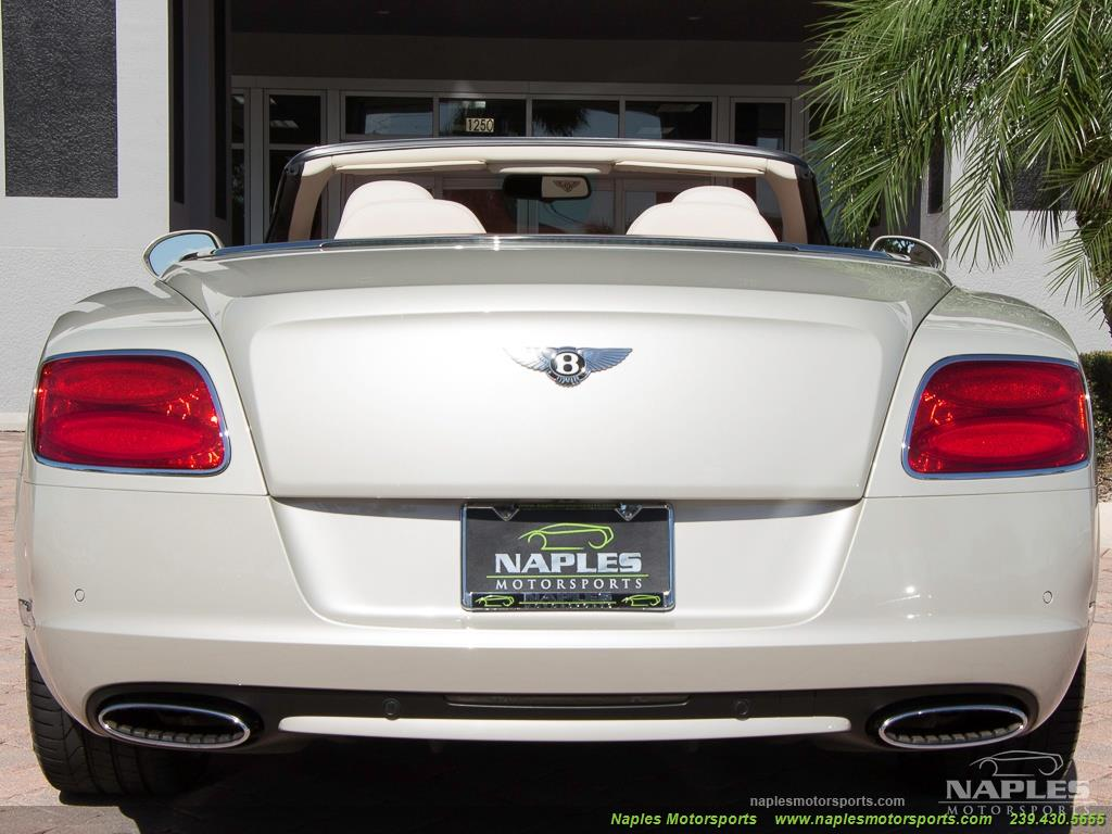 2014 Bentley Continental GT GTC Speed - Photo 55 - Naples, FL 34104