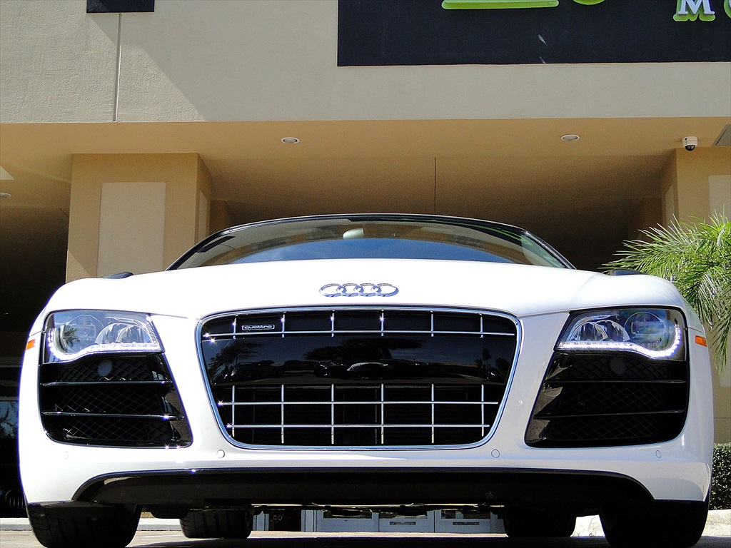 2012 Audi R8 5.2 Quattro Spyder - Photo 12 - Naples, FL 34104