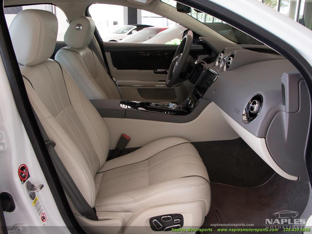 2015 Jaguar XJ L Portfolio - Photo 30 - Naples, FL 34104