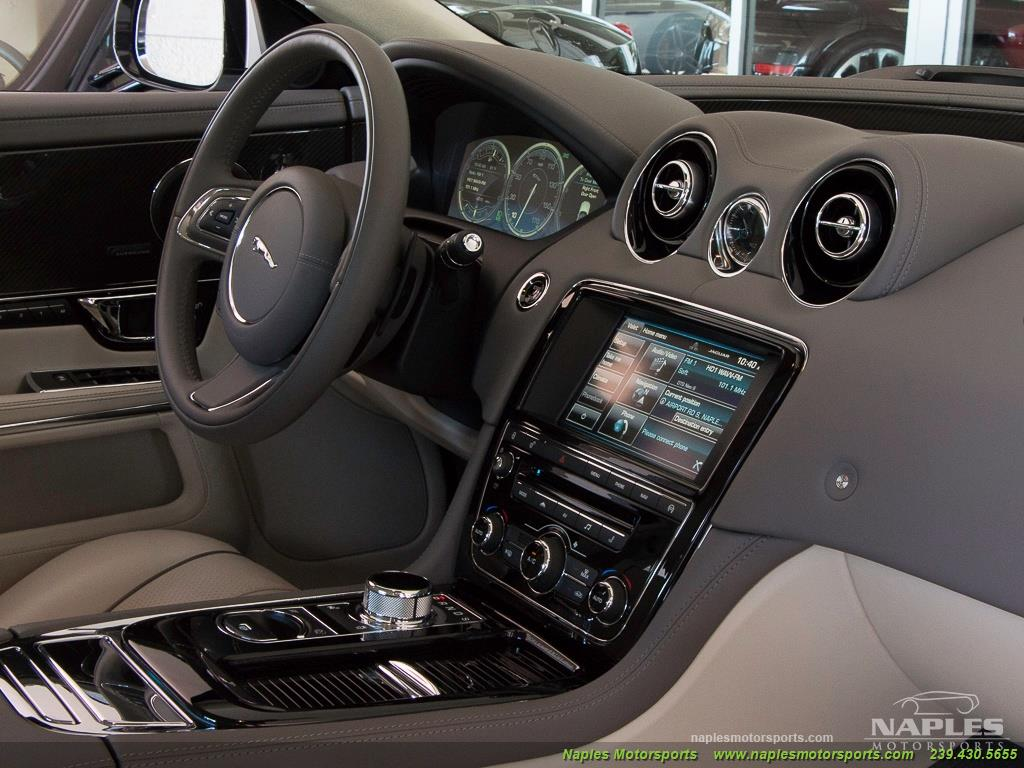 2015 Jaguar XJ L Portfolio - Photo 34 - Naples, FL 34104