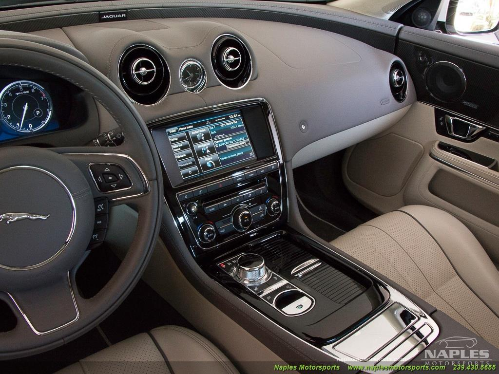 2015 Jaguar XJ L Portfolio - Photo 14 - Naples, FL 34104