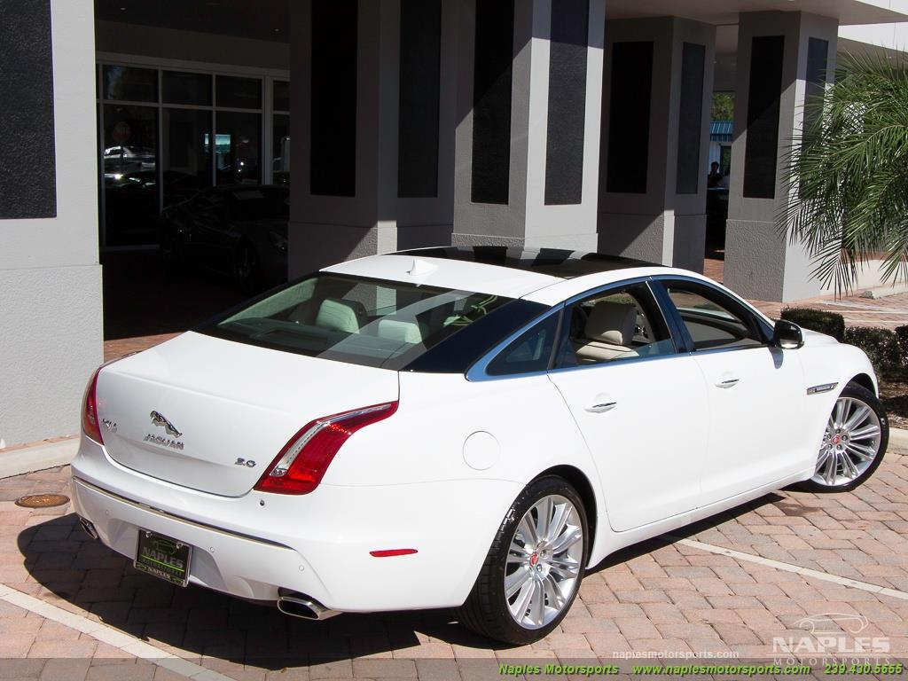 2015 Jaguar XJ L Portfolio - Photo 55 - Naples, FL 34104