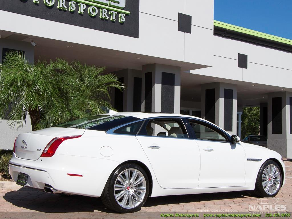 2015 Jaguar XJ L Portfolio - Photo 11 - Naples, FL 34104