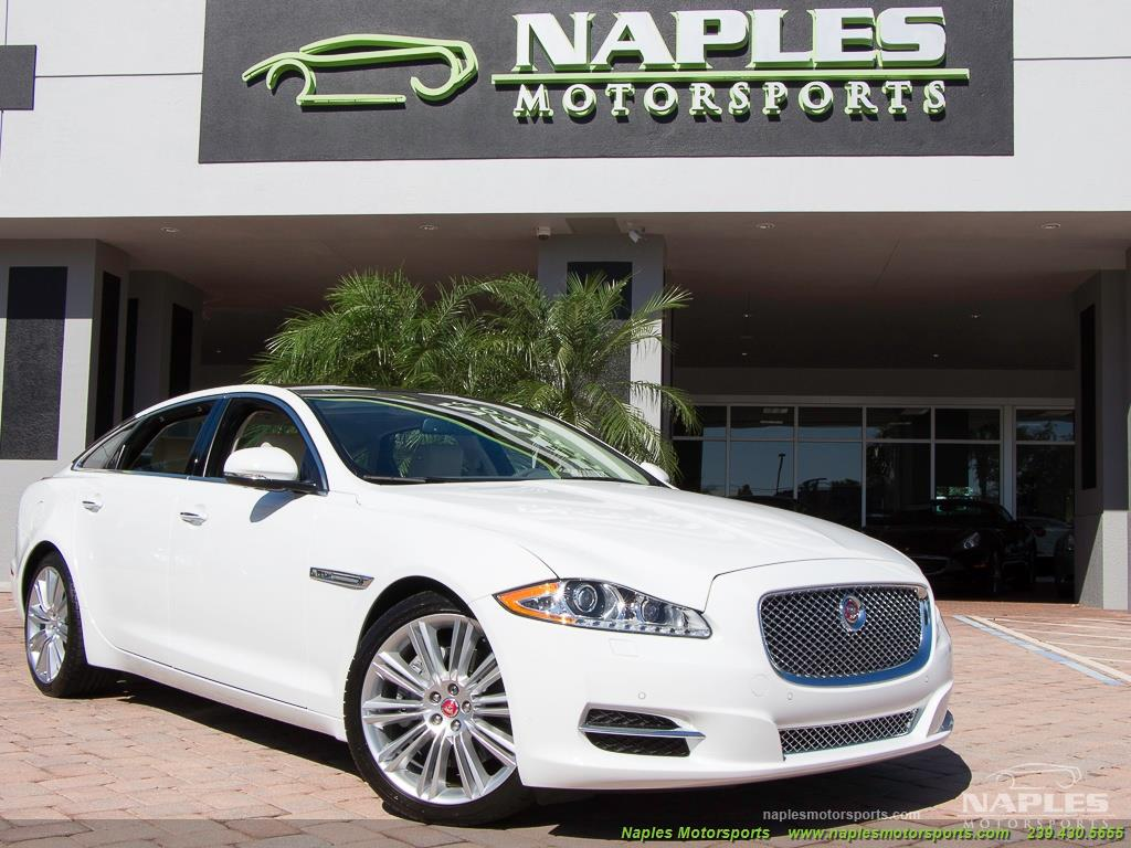 2015 Jaguar XJ L Portfolio - Photo 5 - Naples, FL 34104