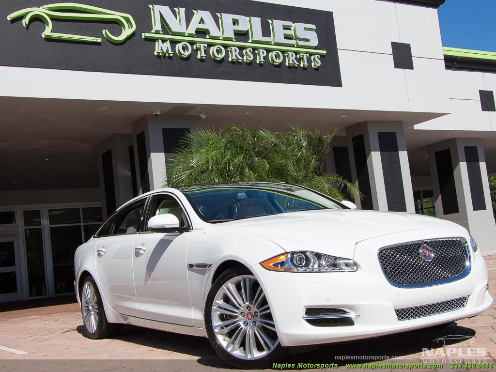 2015 Jaguar XJ L Portfolio - Photo 35 - Naples, FL 34104