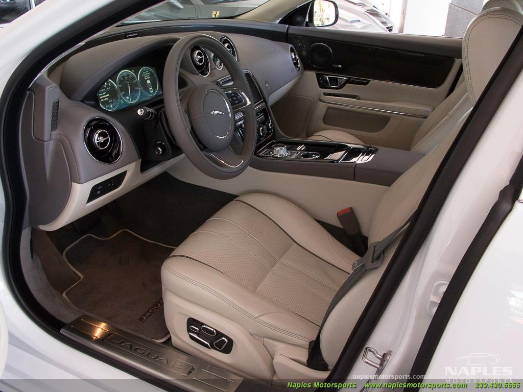 2015 Jaguar XJ L Portfolio - Photo 6 - Naples, FL 34104