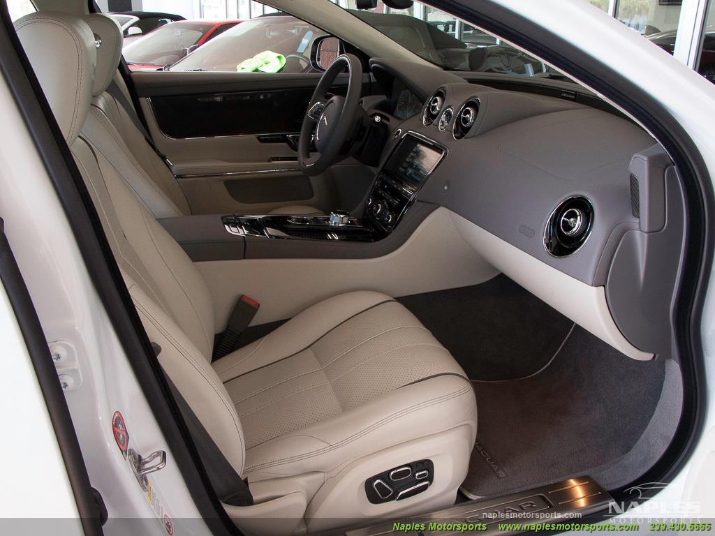 2015 Jaguar XJ L Portfolio - Photo 28 - Naples, FL 34104