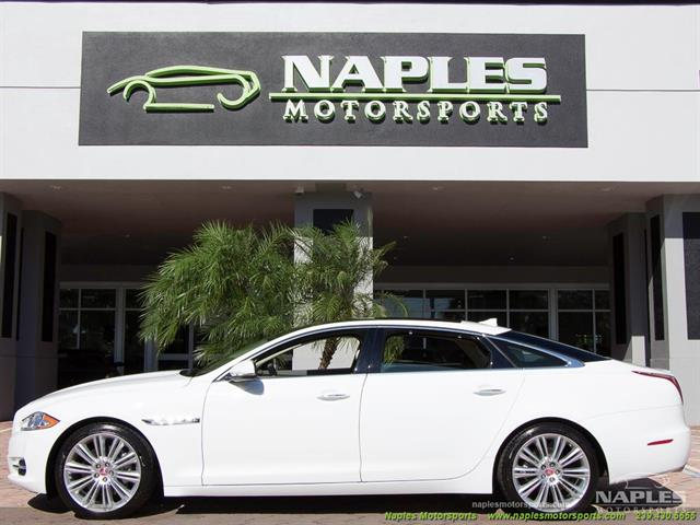 2015 Jaguar XJ L Portfolio - Photo 3 - Naples, FL 34104
