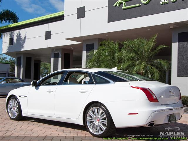 2015 Jaguar XJ L Portfolio - Photo 4 - Naples, FL 34104