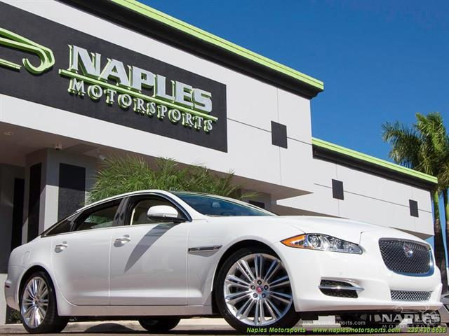 2015 Jaguar XJ L Portfolio - Photo 1 - Naples, FL 34104