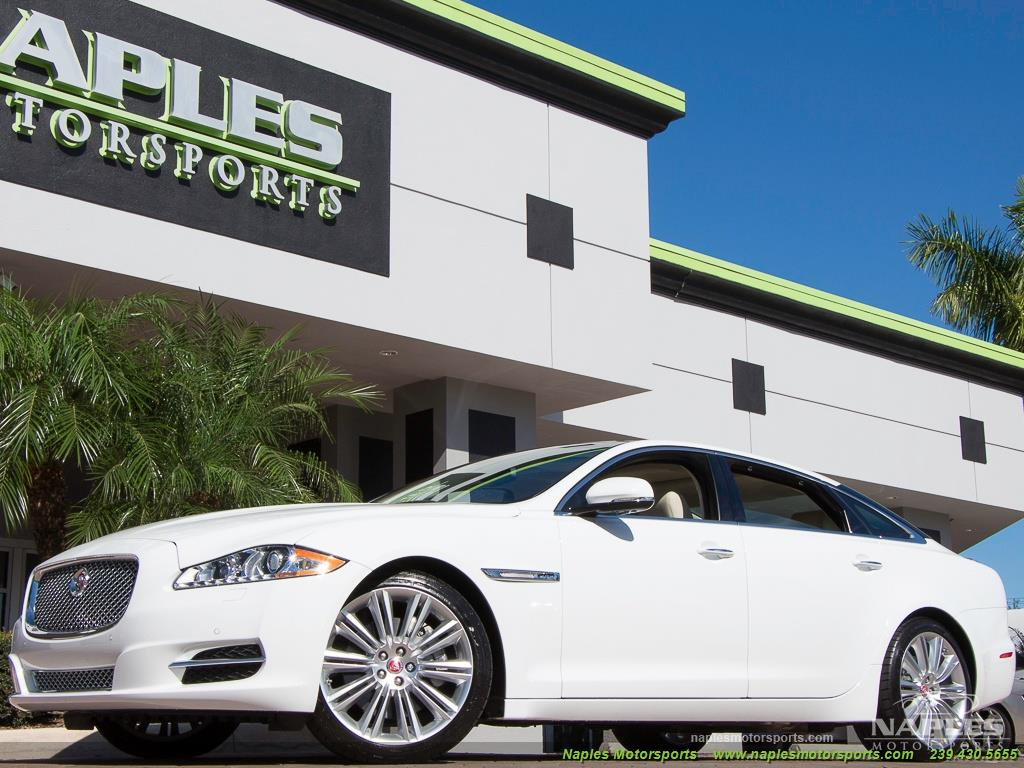 2015 Jaguar XJ L Portfolio - Photo 23 - Naples, FL 34104