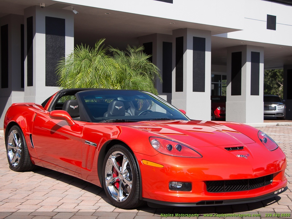 2013 Chevrolet Corvette Z16 Grand Sport - Photo 32 - Naples, FL 34104