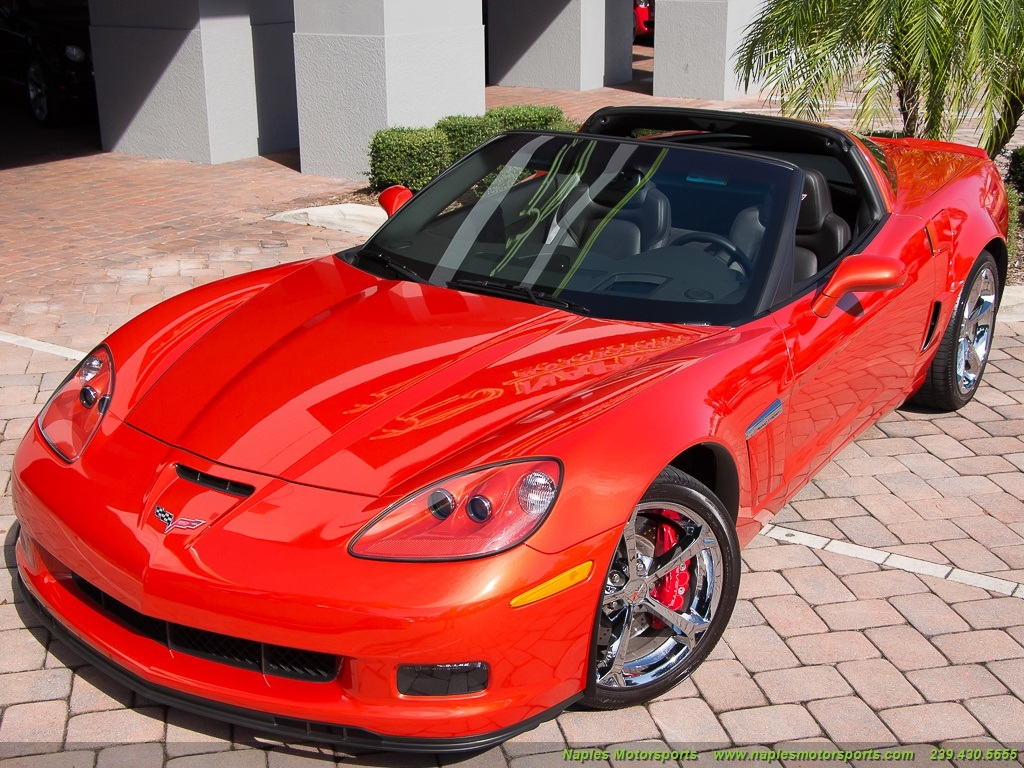 2013 Chevrolet Corvette Z16 Grand Sport - Photo 40 - Naples, FL 34104