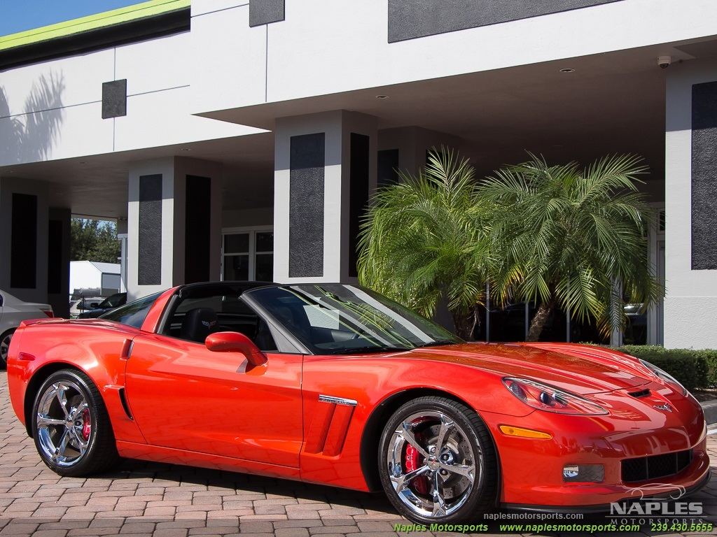 2013 Chevrolet Corvette Z16 Grand Sport - Photo 23 - Naples, FL 34104