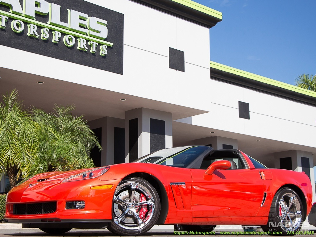 2013 Chevrolet Corvette Z16 Grand Sport - Photo 13 - Naples, FL 34104