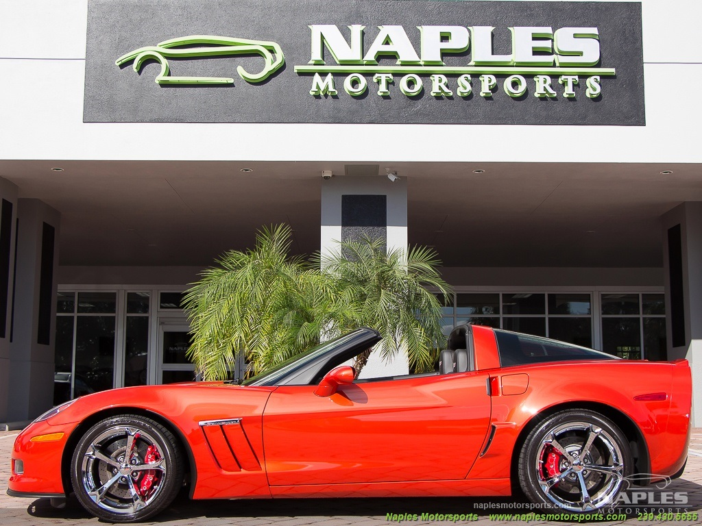 2013 Chevrolet Corvette Z16 Grand Sport - Photo 7 - Naples, FL 34104