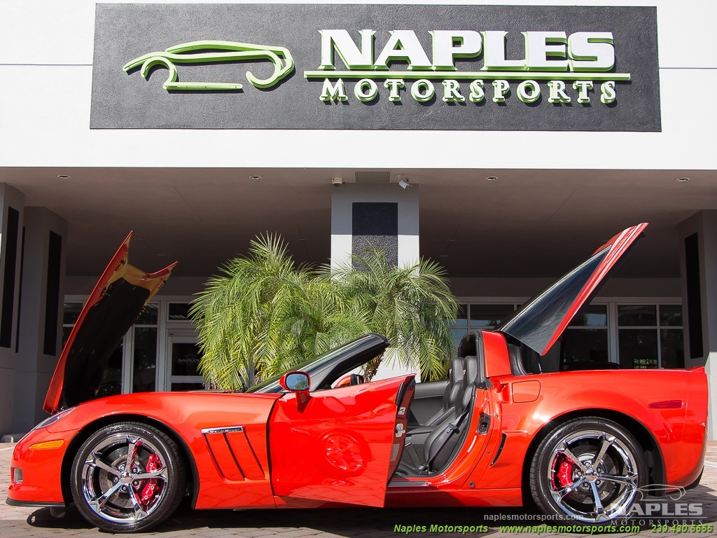 2013 Chevrolet Corvette Z16 Grand Sport - Photo 59 - Naples, FL 34104