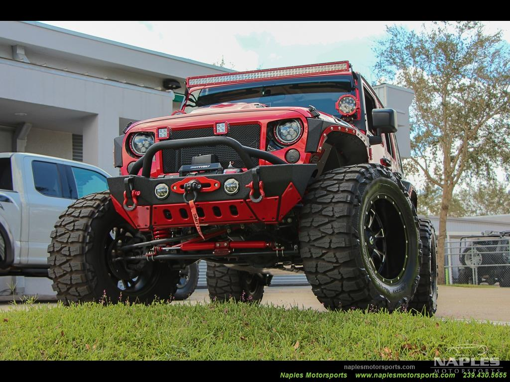 2016 Jeep Wrangler Unlimited Sport - Photo 45 - Naples, FL 34104