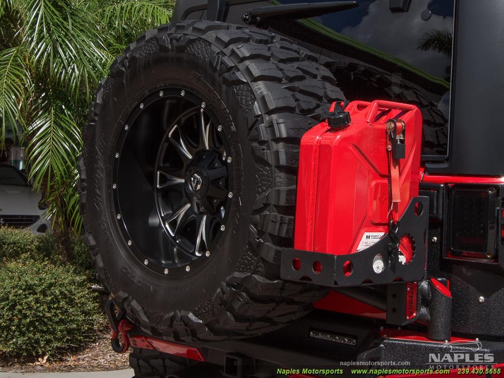 2016 Jeep Wrangler Unlimited Sport - Photo 22 - Naples, FL 34104