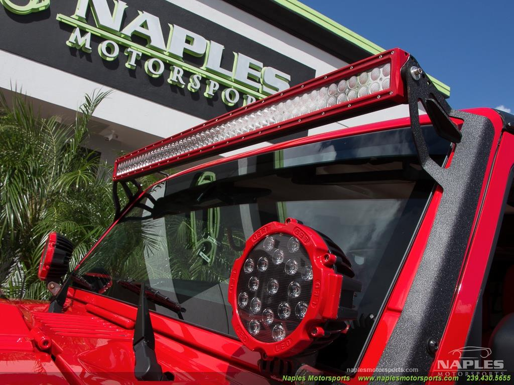 2016 Jeep Wrangler Unlimited Sport - Photo 12 - Naples, FL 34104