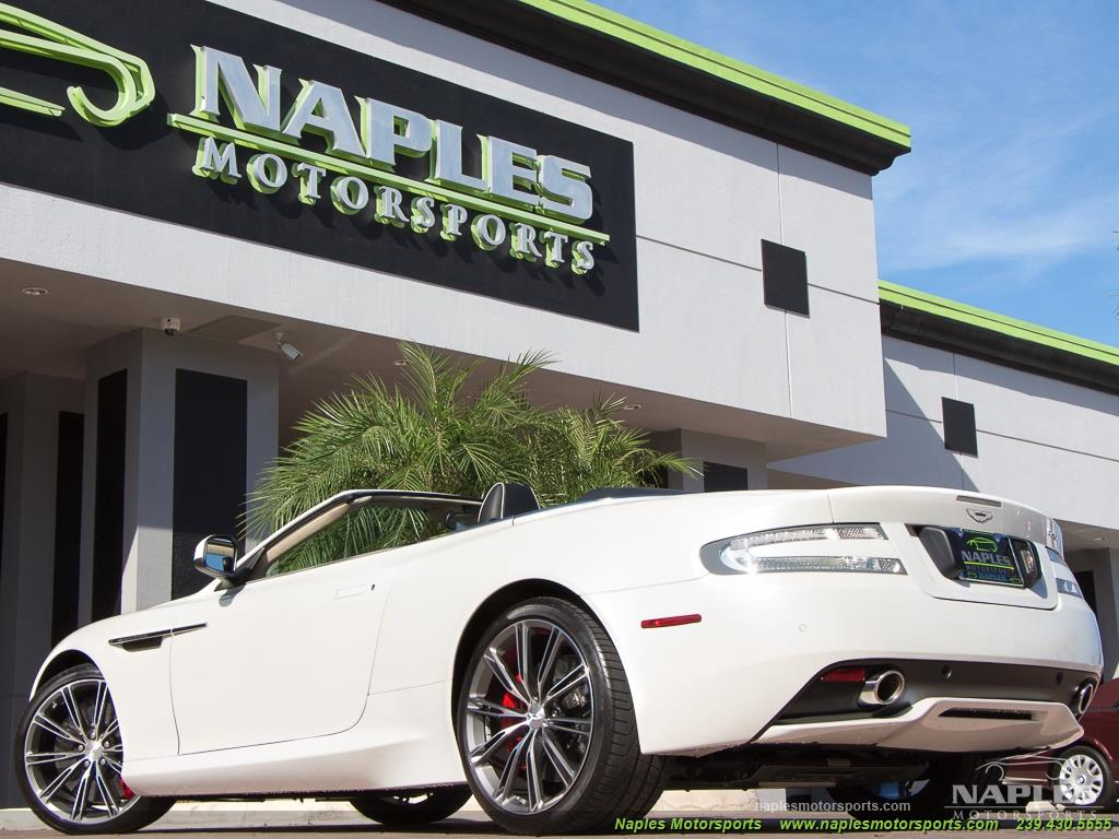 2012 Aston Martin Virage Volante - Photo 44 - Naples, FL 34104