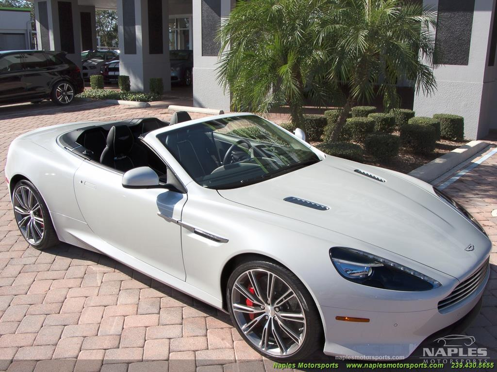 2012 Aston Martin Virage Volante - Photo 26 - Naples, FL 34104