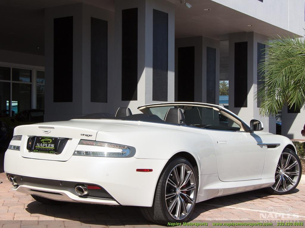 2012 Aston Martin Virage Volante - Photo 49 - Naples, FL 34104