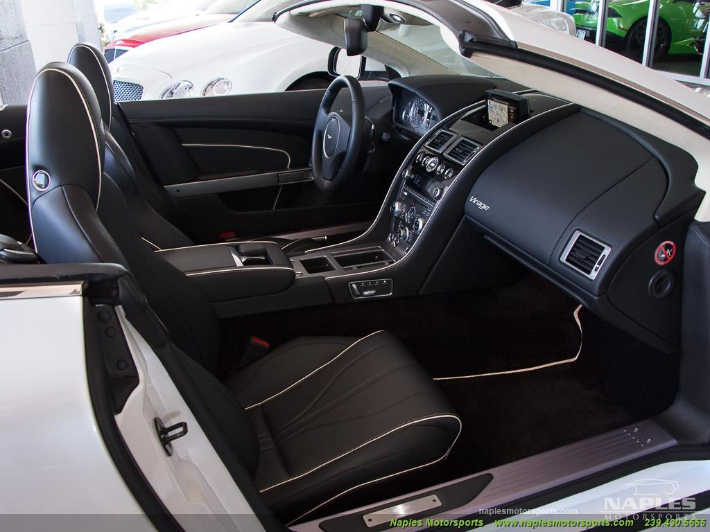 2012 Aston Martin Virage Volante - Photo 15 - Naples, FL 34104