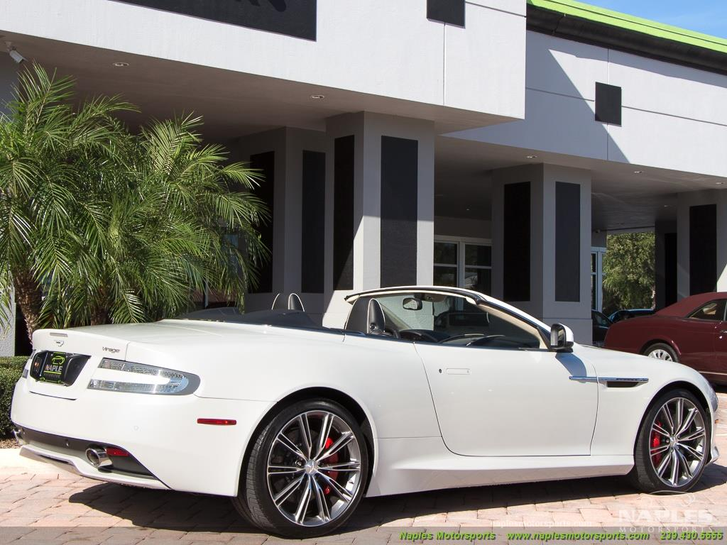 2012 Aston Martin Virage Volante - Photo 21 - Naples, FL 34104